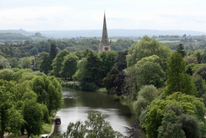 Oxford, Stratford, Cotswolds & Warwick Castle Day-Tour