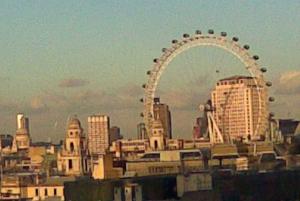 Panoramic Views of London by Black Cab