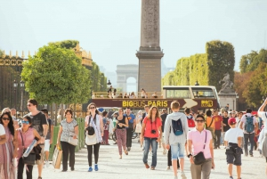 Paris 1-Day Trip with Eurostar and Hop-On Hop-Off Bus