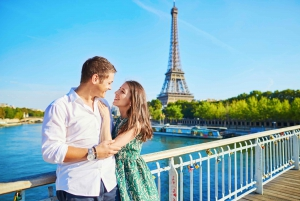 Paris Day Trip from London with Eurostar and Metro Card