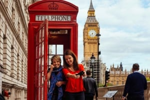 Private 90-Minute London Kick-Start Tour with a Local