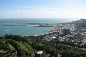 Private Full Day Tour: Kent, Canterbury & Dover from London
