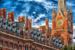 Private Half-Day Driving Tour of London with Chauffeur