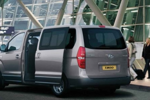 Private Transfer Gatwick Airport to City Airport/Docklands