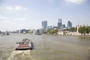 River Thames Hop-On Hop-Off Sightseeing Cruise