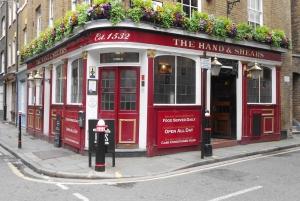 Secret Old London Walking Tour