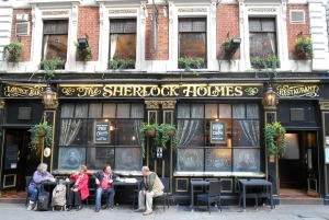 Secrets of London Walking Tour