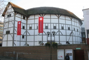 Shakespeare's Globe to the Mayflower and Origins of the USA