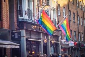Soho Gay Bar Crawl