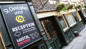 St Christopher's Inn Hostel