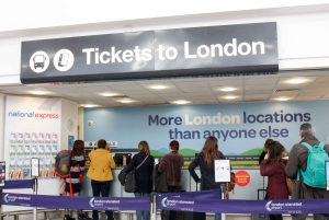 Stansted Airport to Central London Bus Transfer