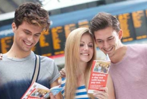Stansted Express: 1-Way or Return London Train Ticket