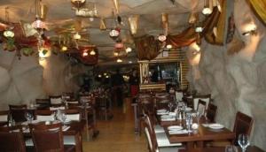 Stone Cave Restaurant & Bar