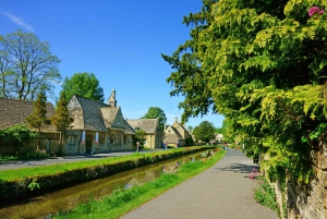 Stratford-upon-Avon and the Cotswolds without Entrances