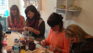 Tea and Crafting Workshops