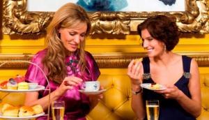 Tea at The Goring