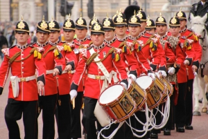 The Changing of the Guard Experience