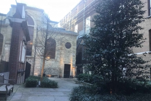 The Ghosts Of The Secret Alleyways Of Old London Town