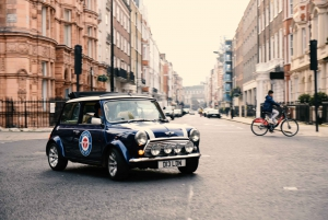 The Italian Job Experience in a Classic Mini Cooper