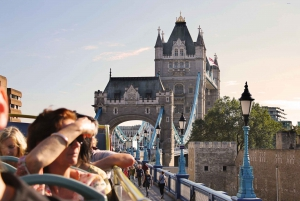 The Original London Hop-On Hop-Off Sightseeing Bus Tour