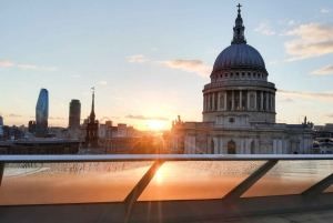 The Real City of Monument to St. Paul's Cathedral