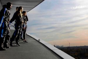 Tottenham Hotspur Stadium: The Dare Skywalk Experience