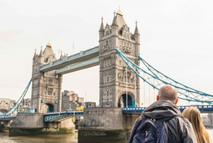 Tower Bridge & Tower of London Tour - 1 Hour Walking Tour