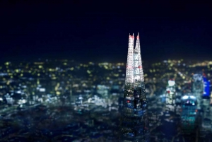 View from the Shard: Entrance Ticket with Champagne Option