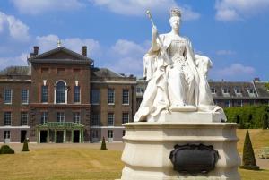 VIP Kensington Palace Tour & Royal Gardens w/ Afternoon Tea