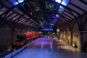 Warner Bros. Studio Tour London and Guided Tour of London
