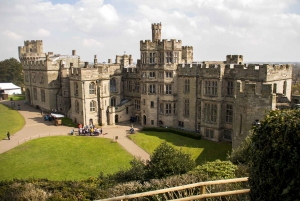 Warwick, Oxford and Stratford Full-Day Tour from London