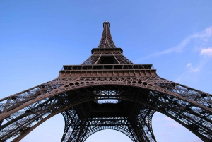 Welcome to Paris Day Trip from London via Train