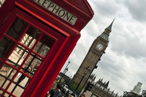 Westminster and National Gallery 3.5-Hour Tour in Italian