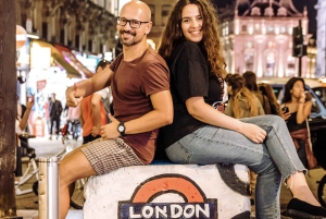 Westminster to Covent Garden Personalized Tour