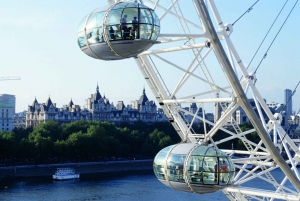 Windsor Castle and London Eye Half-Day Tour