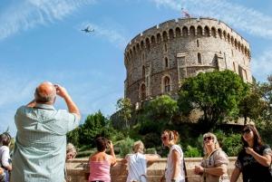 Windsor Castle, Bath & Stonehenge: Full-Day Tour from London