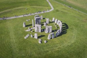 Windsor, Roman Baths and Pump Room, Stonehenge