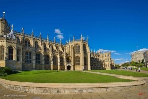 Windsor, Stonehenge, and Oxford Private Car Tour