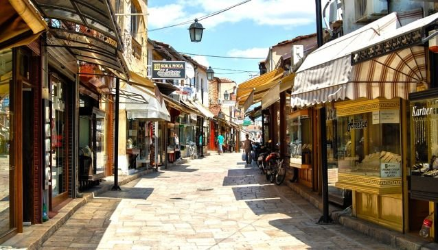 discover the old bazaar in skopje my guide macedonia