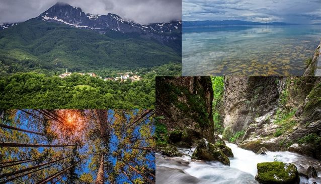 Five Masterpieces of Nature in Macedonia