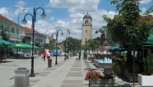 Berovo Central Square