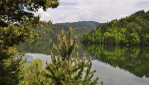 Berovo Lake