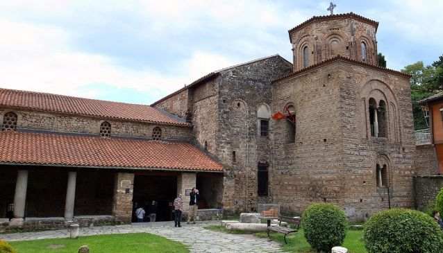 Church of St. Sophia Ohrid