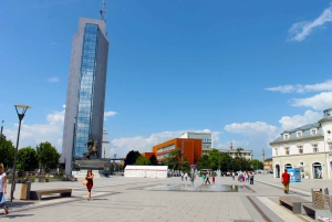From Skopje: Pristina and Prizren Private Sightseeing Tour