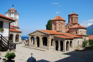 From Skopje: Private Full-Day Tour of Ohrid and Saint Naum