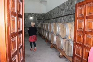 From Skopje: Private Full-Day Tour to Popova Kula Winery