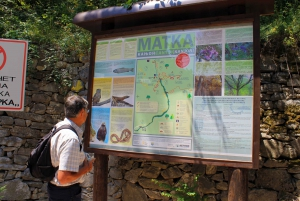 From Skopje: Vodno Mountain and Matka Canyon Tour