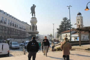 From Sofia: Skopje, Northern Macedonia Day Tour