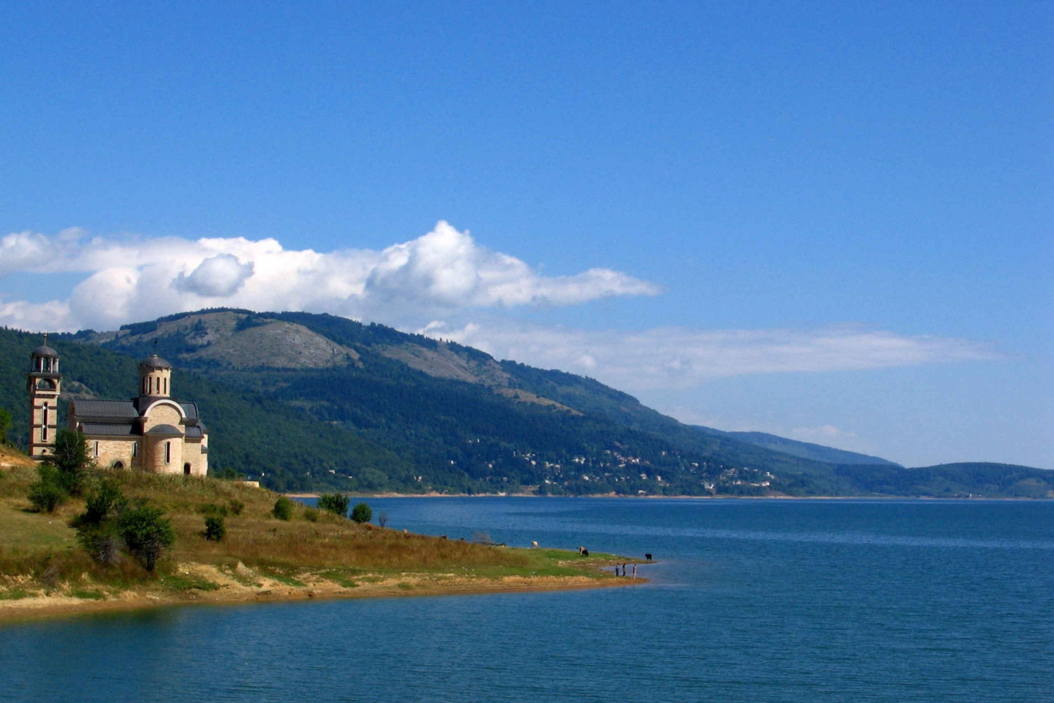 Full Day Private Tour of Skopje, Mavrovo and Ohrid
