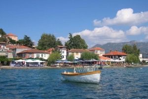 Full-Day Tour of Ohrid from Skopje